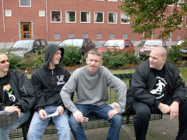 Indymedia nl nederland john middelman verzoekt foto 39 s for Demonstratie amsterdam