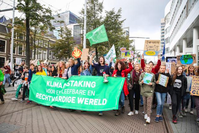 Nieuwe wereldwijde klimaatstaking: 29 november 2019