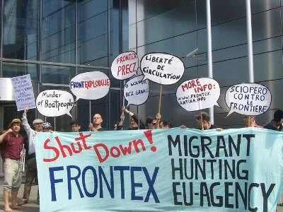 Shut down Frontex!