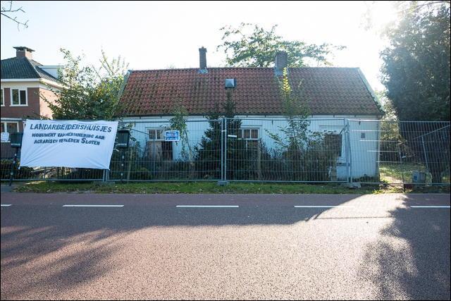 Erfgoedramp voorkomen door Amsterdamse krakers