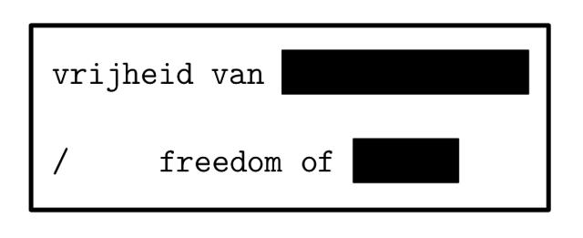 Filosofische Citaten Vrijheid : Aga discussieavond vrijheid van meningsuiting indymedia